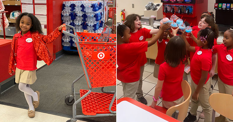 All She Wanted Was a Birthday Party at Target and This Store Made It Happen
