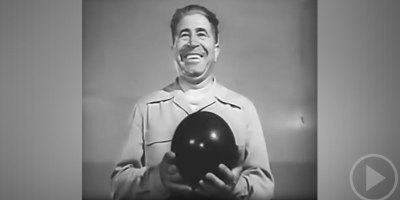 Before Trick Shots on the Internet Became a Thing, There was This Guy in 1950