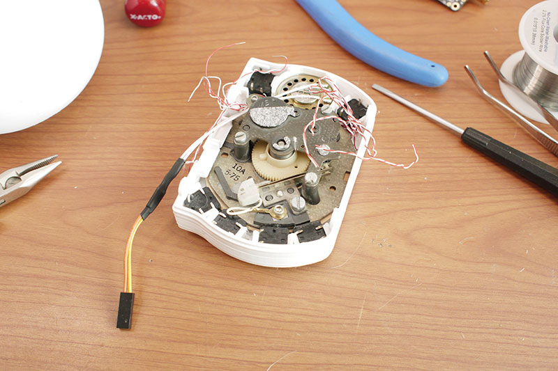 rotary cellphone by justine haupt 10 This Space Engineer Hates Touchscreens So She Built a Rotary Cellphone