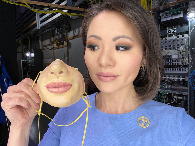you can now print your face onto a mask so you can unlock your phone 4 You Can Now Print Your Face Onto a Mask So You Can Still Unlock Your Phone