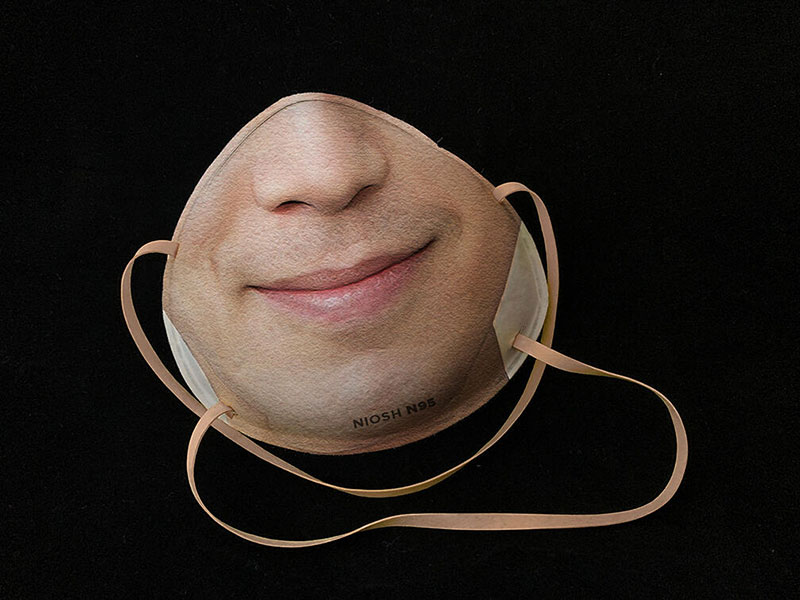 you can now print your face onto a mask so you can unlock your phone 5 You Can Now Print Your Face Onto a Mask So You Can Still Unlock Your Phone