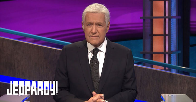 A One Year Update From Alex Trebek