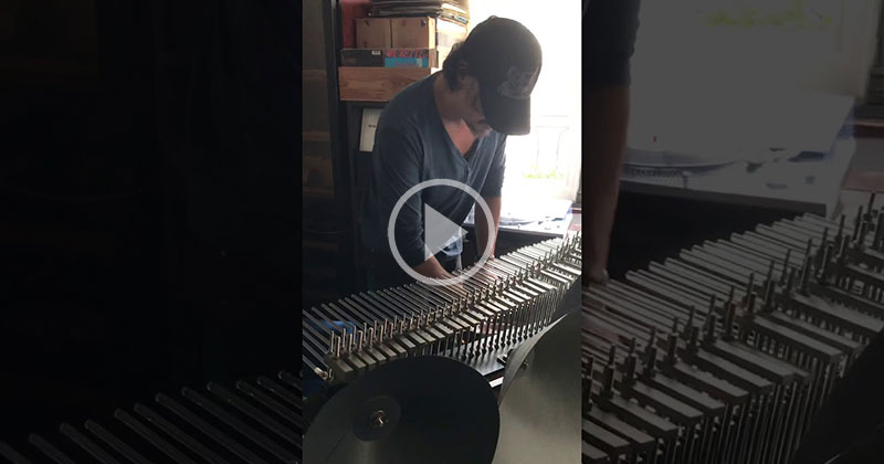 This is the Coolest Sounding Instrument You Will Hear Today