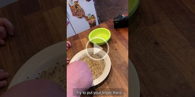 This Simple Demo with Water, Pepper and Soap Shows Toddlers Importance of Handwashing