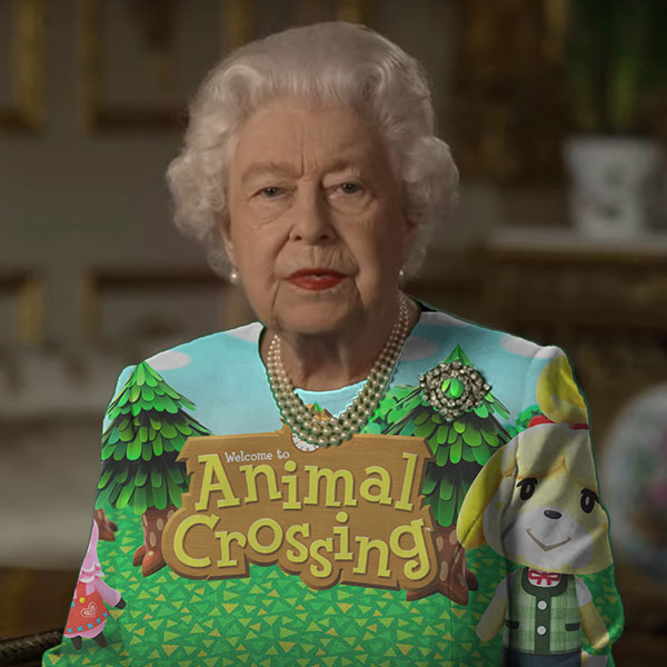 green screen queen photoshop green top 10 The Queen Wore Another Green Screen Outfit and the Internet Rejoiced