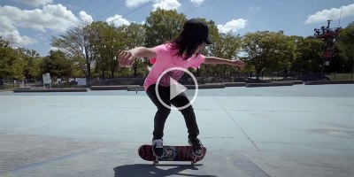 Japan Freestyle Skateboard Session with 15 Year Old World Champion Isamu Yamamoto
