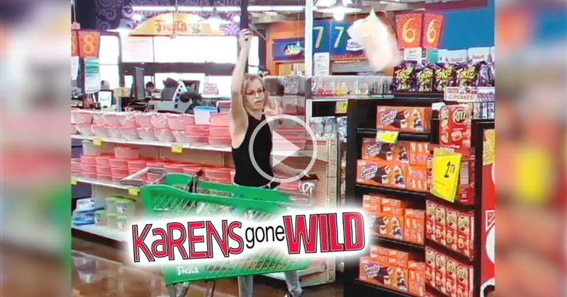 Someone Made a 'Karens Gone Wild' 90s Late Night Commercial and It'sAmazing
