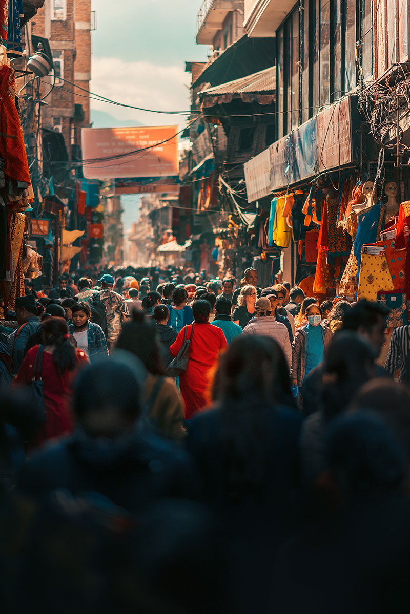 kathmandu street photography by ashraful arefin 12 The Lighting in this Kathmandu Street Photography Series is Beautiful