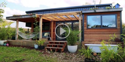 This Is One of the Most Beautiful Tiny Houses You'll EverSee