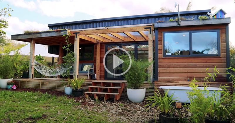 This Is One of the Most Beautiful Tiny Houses You'll Ever See