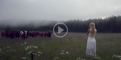 This Ancient Scandinavian Herding Call is So Hauntingly Beautiful