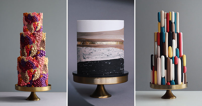This Design Studio Makes Works of Art that Just So Happen to be Cakes