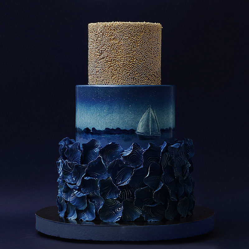 art cakes by tortik annushka 4 This Design Studio Makes Works of Art that Just So Happen to be Cakes