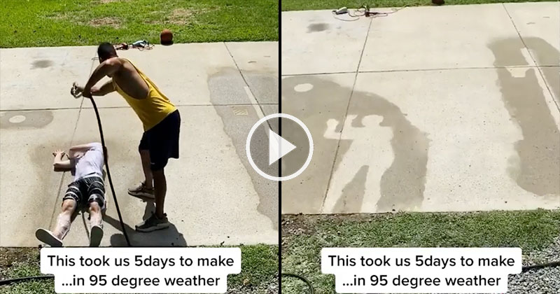 This Stop Motion with Water andSunlight