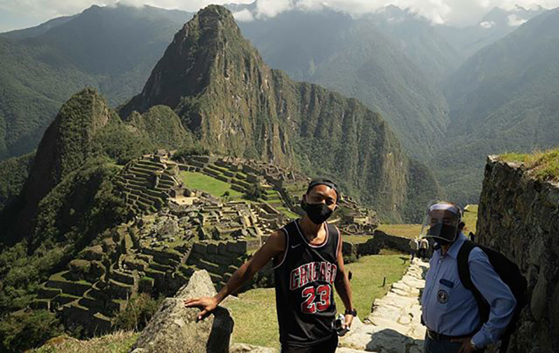 japanese tourist stranded in peru since march gets machu picchu all to himself 3 Japanese Tourist Stranded in Peru Since March Gets Machu Picchu All to Himself